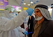 ثبت 163 مورد جدید ابتلا به کرونا در عراق