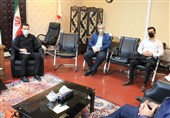جلسه میراسماعیلی با کادر فنی تیمهای ملی جودو