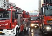 روایتی از مشکلات آتشنشانان در نطنز/ یک ایستگاه آتشنشانی برای 15 هزار نفر جمعیت