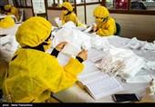 رئیسکل دادگستری گیلان: دادستانها بر روند تولید و توزیع ماسک نظارت کنند
