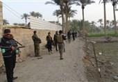پاکسازی مناطق غربی الانبار توسط نیروهای امنیتی عراق
