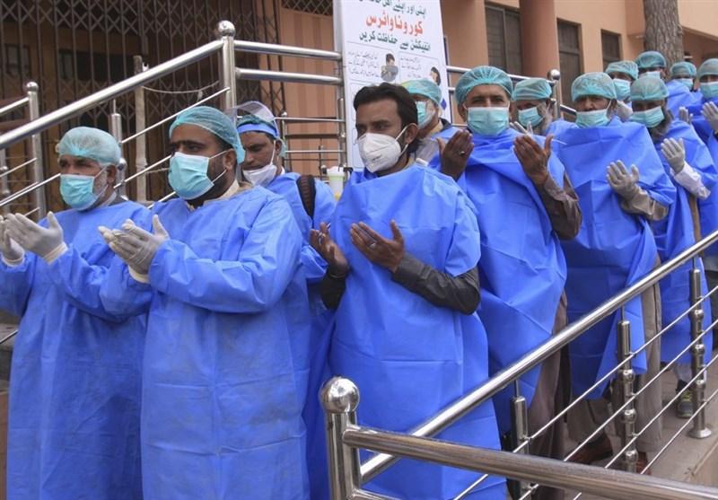 اعلام رضایت سازمان بهداشت جهانی از نحوه کنترل ویروس کرونا در پاکستان