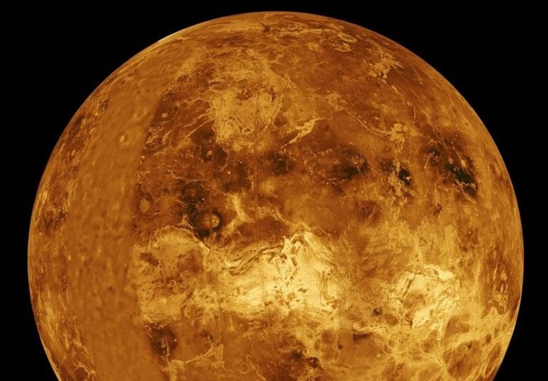 Strange Chemical on Venus May Come from Volcanoes