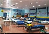 2 مرکز نقاهتگاهی ویژه بیماران مبتلا به کرونا در اهواز و آبادان برپا میشود