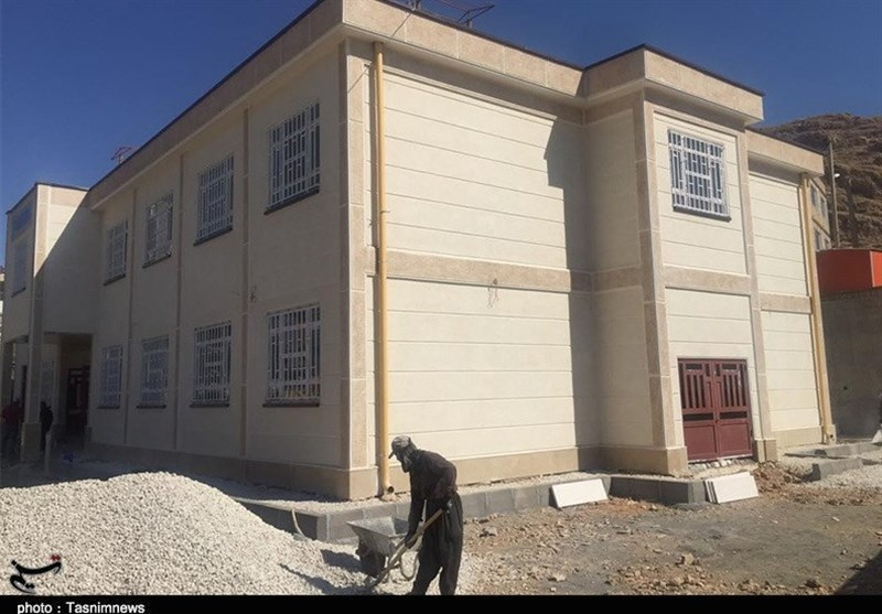 """""""مهر مدرسه"""" برای افزایش مشارکت خیران افتتاح شد"""
