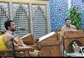 """برنامه ترتیلخوانی قرآن کریم با عنوان """"نوای ملکوت"""" در بوشهر به روایت تصاویر"""