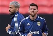 آگوئرو: انتقادات از عمکرد مسی در تیم ملی آرژانتین را درک نمیکنم/ با وضعیت فعلی به آیندهام فکر نمیکنم