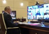 پوتین محدودیتهای سخت گیرانه برای جلوگیری از شیوع کرونا را رد کرد
