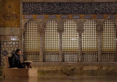 """مناجاتخوانی """"محمود کریمی"""" در شب پنجم ماه رمضان"""