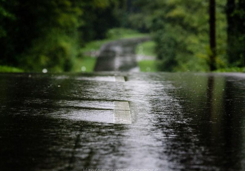 افزایش 3.5 درصدی تردد در جادههای کشور/ بارش باران در محورهای 3 استان