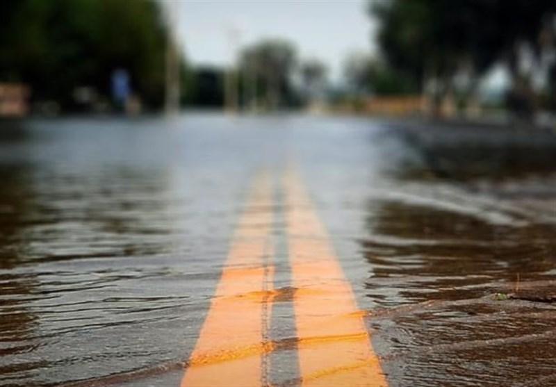 کاهش 4.2درصدی تردد در جادههای کشور/ بارش باران در محورهای استان