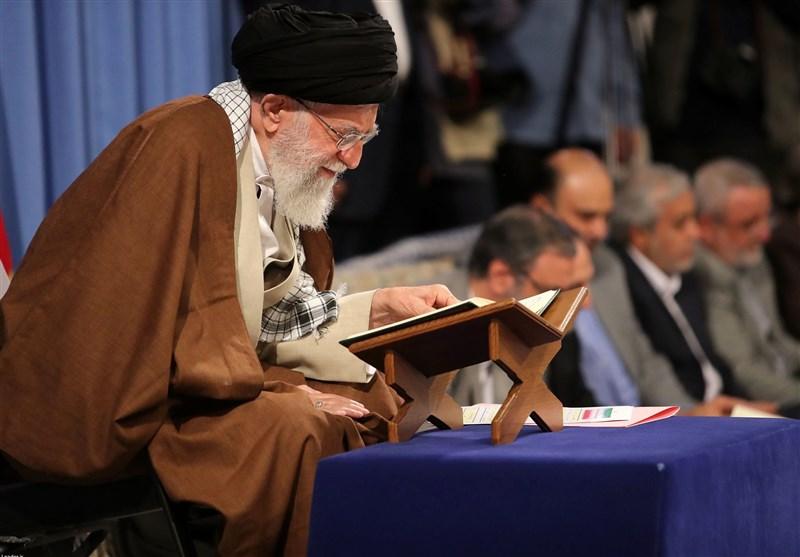 تفسیر آیۀ 157 بقره توسط رهبر انقلاب| نتایج انس با قرآن برای انسان