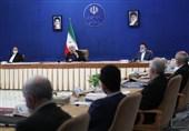 تأکید روحانی بر لزوم تعامل سازنده و تفاهم و همدلی با مجلس
