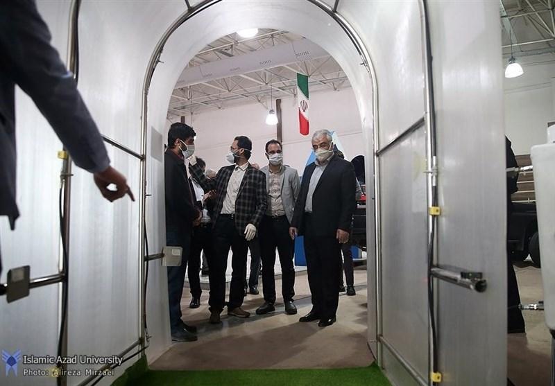 محمدمهدی طهرانچی , دانشگاه آزاد اسلامی ,