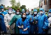 قدردانی بیش از 10 هزار پرستار خط مقدم کرونا از مواضع رهبر انقلاب درباره واکسن کرونا