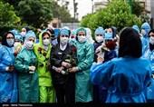 Coronavirus Recoveries in Iran Surpass One Million
