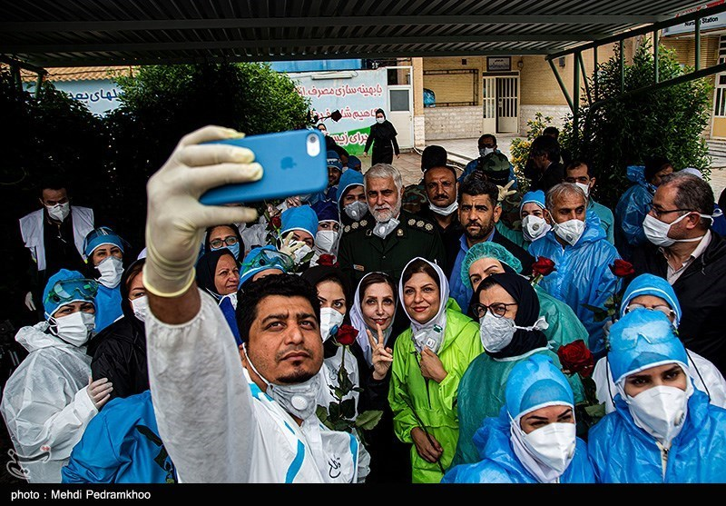 COVID-19 Recoveries in Iran Hit 300,000