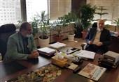 دیدار سرپرست فدراسیون موتورسواری و اتومبیلرانی با معاون شهردار تهران