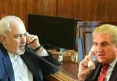 گفتگوی تلفنی ظریف و همتای پاکستانی درباره روابط دوجانبه و تحولات افغانستان