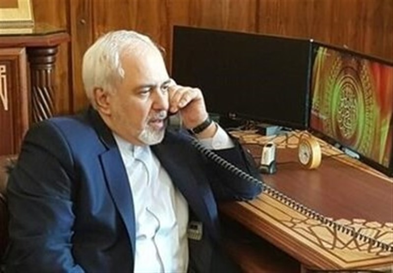 Zarif, New Syrian FM Hold Talks on Phone