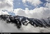 Alvand Peak: Mountain Range in Iran