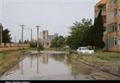 گزارش| وضعیت غیرقابل تحمل در شهرک شکوه کرمان / خیابانها غرق در فاضلاب / گلایه اهالی از بیتوجهی مسئولان + فیلم