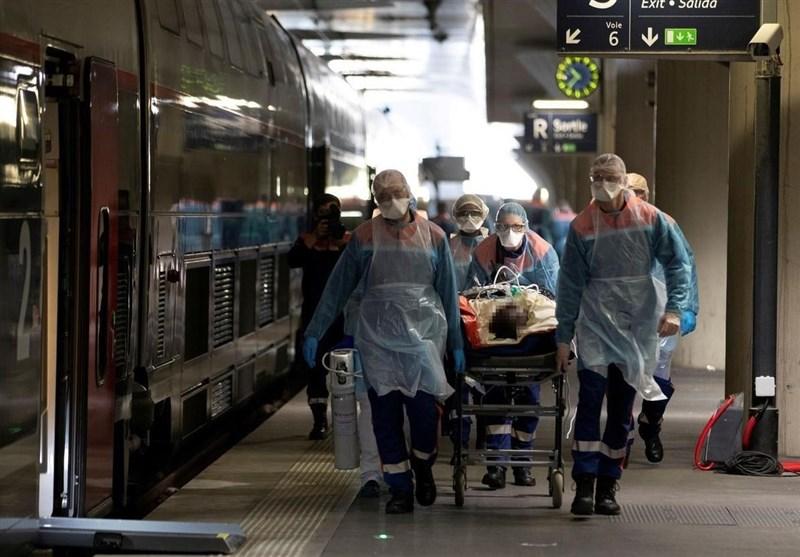 تشدید بحران کرونا در فرانسه و ایتالیا