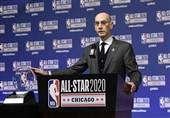 15 هزار تست کرونا برای شروع NBA