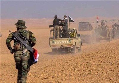 عراق شهادت ۴ نیروی حشد شعبی در حمله داعش به دیالی