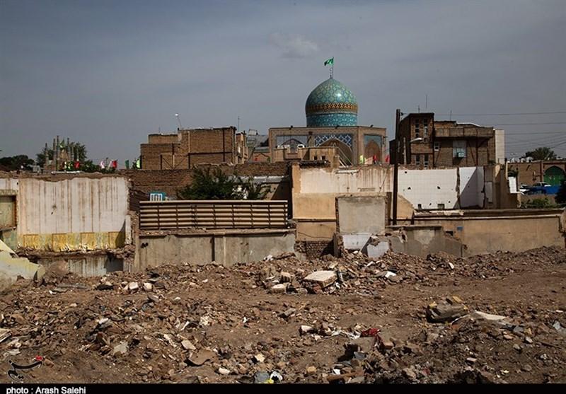 گزارش| سرنوشت مبهم طرح توسعه امامزاده حسین(ع) / محلهای که جان داد و از برنامه سفر گردشگران حذف شد + تصویر