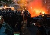 اعتراضات روز کارگر در برلین به خشونت کشیده شد