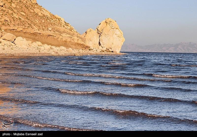 آخرین وضعیت دریاچه ارومیه / حجم آب در درازمدت 16 درصد کاهش یافت