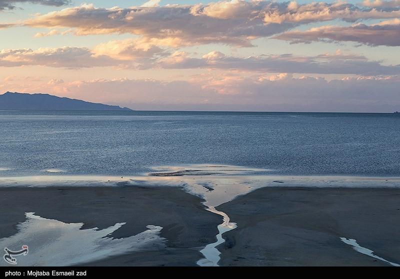 حجم آب دریاچه ارومیه به 5290 میلیارد مترمکعب رسید