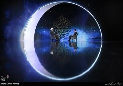 حجت الاسلام کاشانی سخنران برنامه ماه من