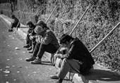قصه «پرغصه» کارگران فصلی استان تهران ـ 5| روایتی از بیکاری و شرمندگی کارگران سر گذر در کنار پایتخت / کارگرانی که هر روز ناامید به خانه برمیگردند + فیلم