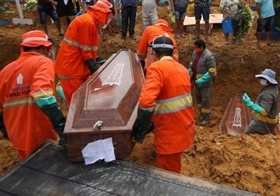 آمار تلفات کرونا در برزیل از ۵۰ هزار نفر گذشت