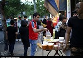 گزارش| خطر در کمین شهروندان استان گلستان / جولان مردم در شهر بدون رعایت فاصلهگذاری اجتماعی