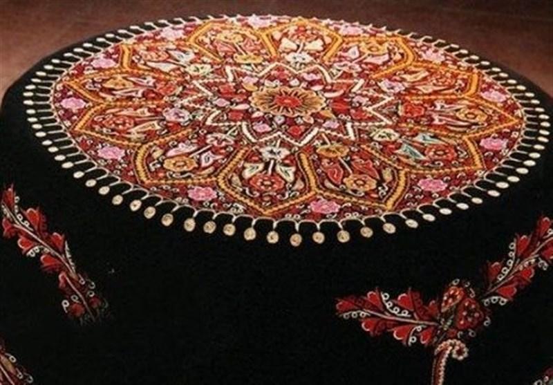 «رشت» شهر ملی هنرهای سنتی با محوریت «رشتیدوزی» شناخته شد