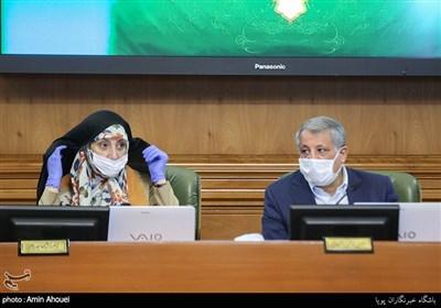 آخرین وضعیت کرونا در شورای شهر تهران؛ تعداد مبتلایان فعلا دو نفر!