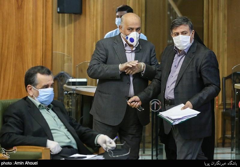 خلیلآبادی شورای شهر تهران استعفا داد