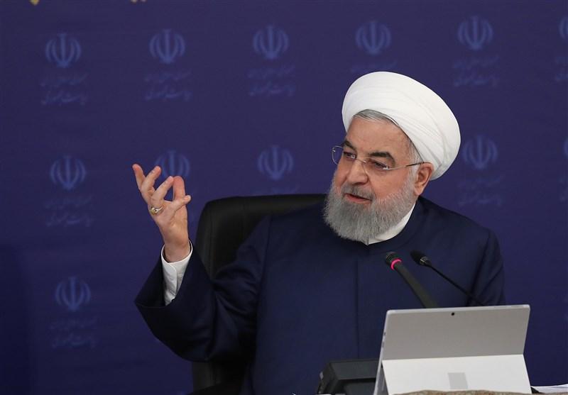 روحانی: برای آینده کشور باید به دنبال حزب باشیم/تقدیر از رهبر انقلاب برای حمایت از دولت در جهت مقابله با کرونا