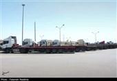 افزایش 30 میلیون تومانی کرایه حمل بار صادراتی به امارات