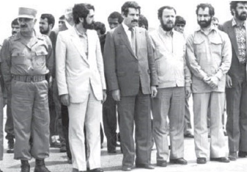 کشور الجزایر , آیتالله اکبر هاشمی رفسنجانی , دفاع مقدس ,