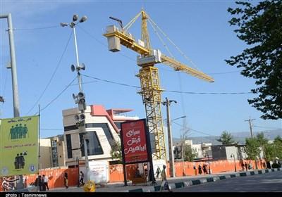 گزارش| پایتخت طبیعت ایران در حصار حلبیها / پروژههایی که قرار بود چهره شهر را تغییر دهند