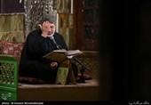 محمدرضا طاهری دعای کمیل این هفته امامزاده صالح (ع) را میخواند