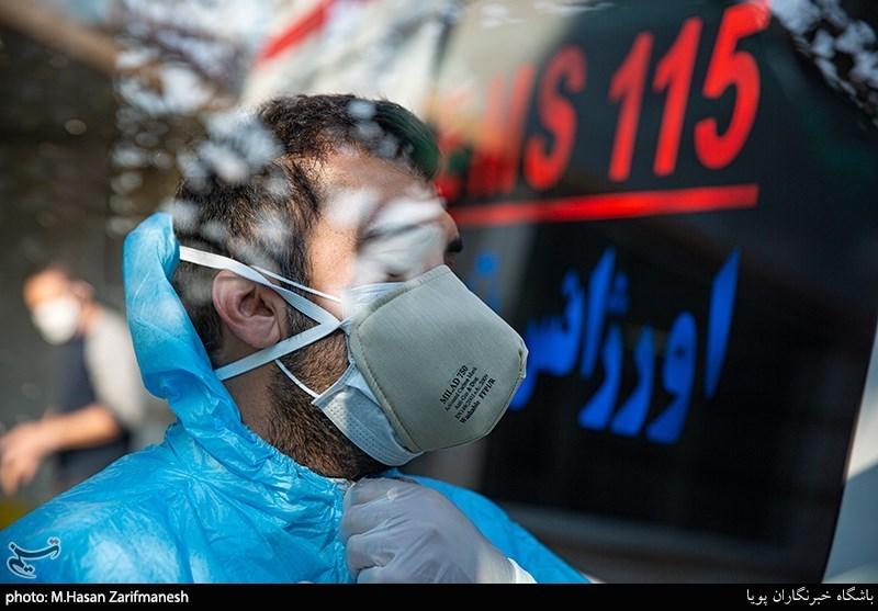 حمله اراذل و اوباش به تکنسین اورژانس تهران! + تصاویر