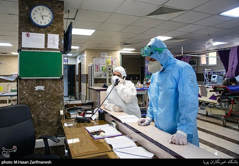 Iran's Daily Coronavirus Death Toll Drops below 400