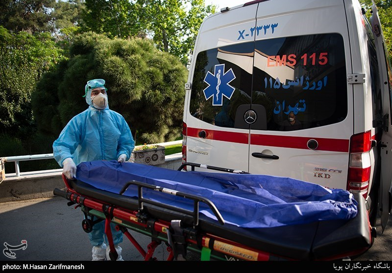 Coronavirus Death Toll in Iran Close to 55,000