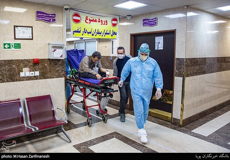 COVID-19 in Iran: Over 2,100 New Cases Admitted to Hospital