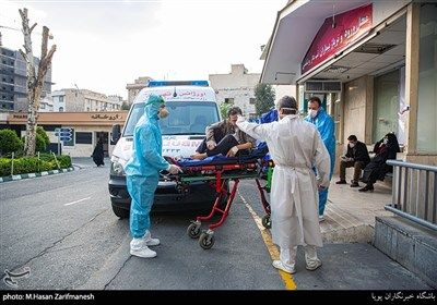 COVID-19 in Iran: Daily Death Toll Surpasses 200